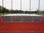 Vennekel® Safety Cover for High Jump Pits