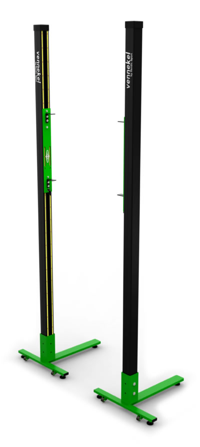 Vennekel® High Jump Uprights Pro
