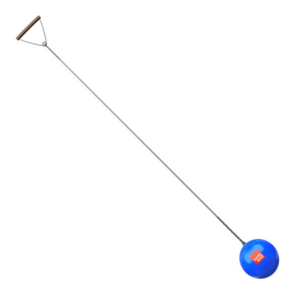 Nordic Sport Hammer Turned Iron